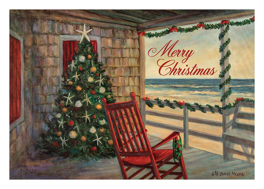 Card Christmas Memory