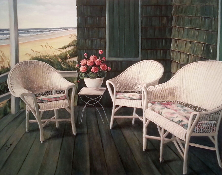 Coastal Art by James Melvin, Interlude