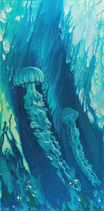 Coastal Art by James Melvin, Ocean Marvels 2