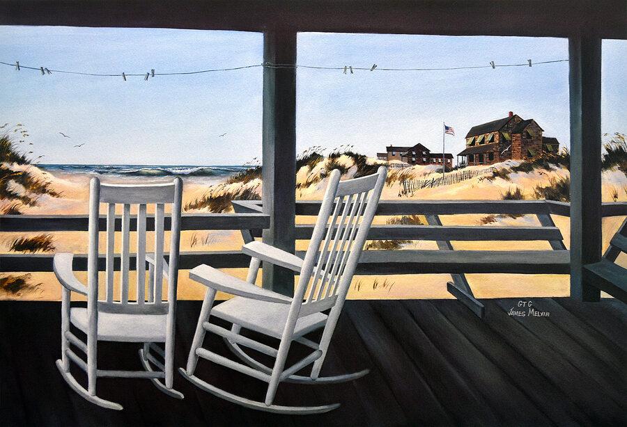 Coastal Art Memories