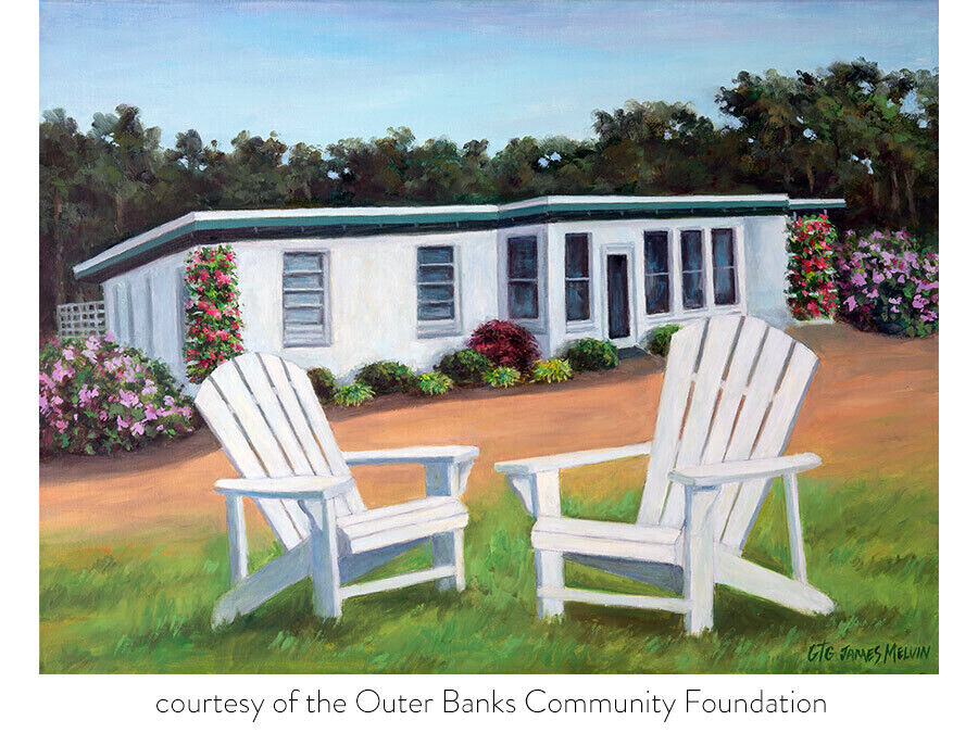 Commission Obx Community Found