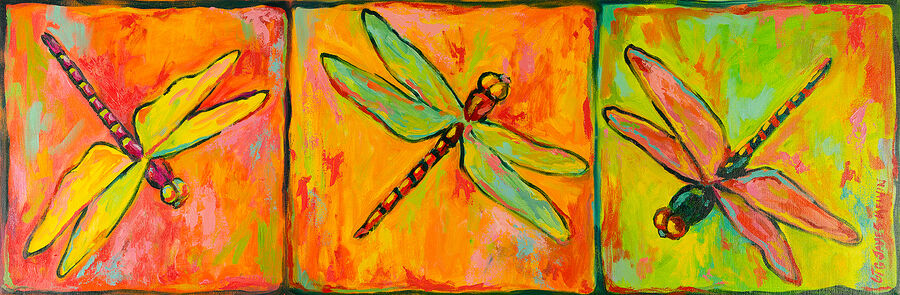 James Melvin, Obx Dragon Fly