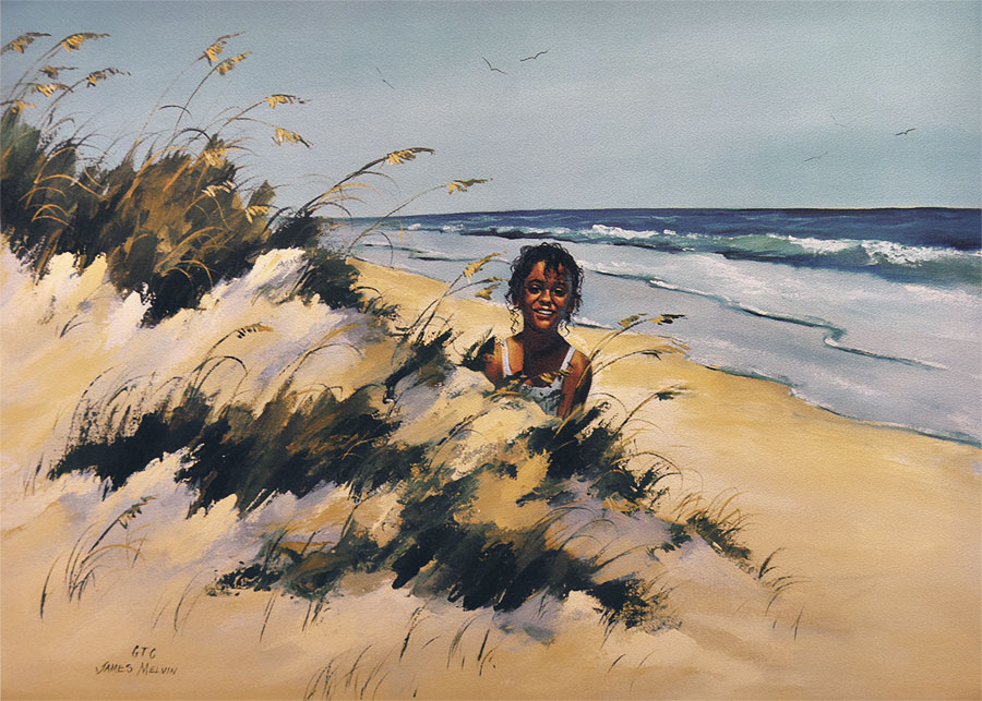 James Melvin, Obx Hide N Seek