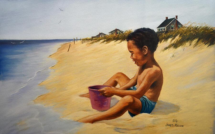 James Melvin, Obx Joys Of Life