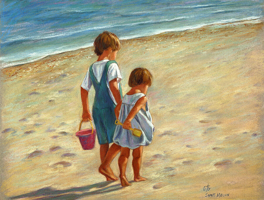 Outer Banks Paintings