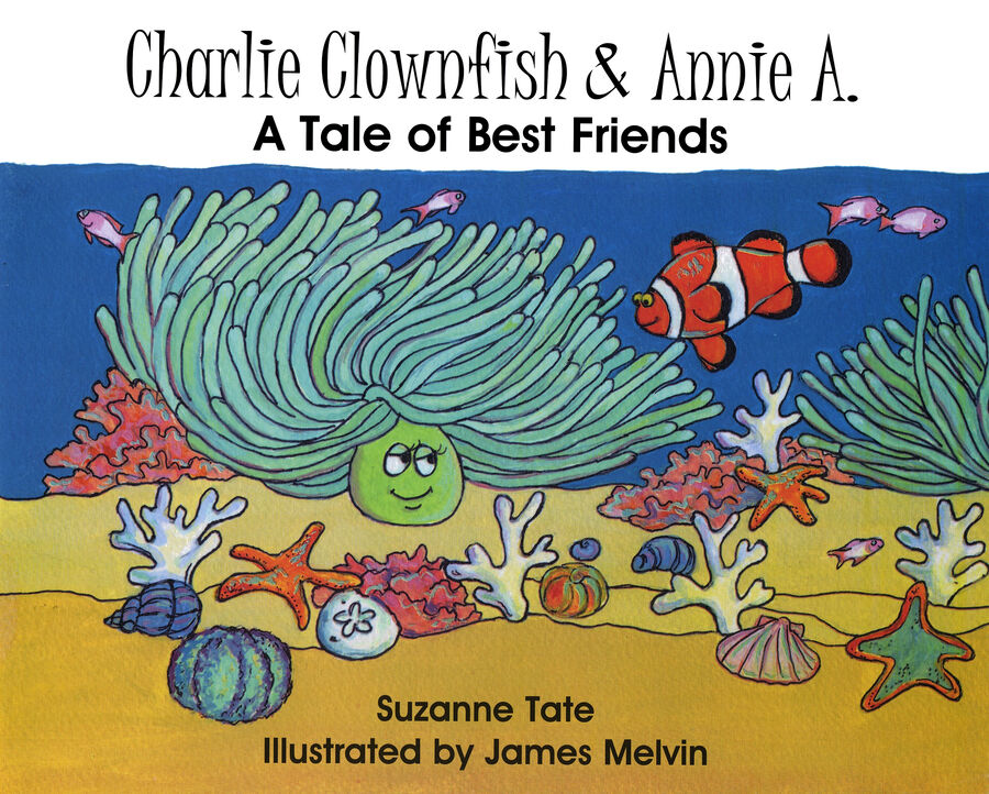 Suzanne Tate,  Charlie Clownfish 028