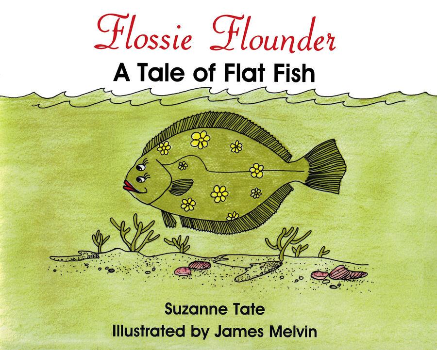 Suzanne Tate, Flossie Flounder 002