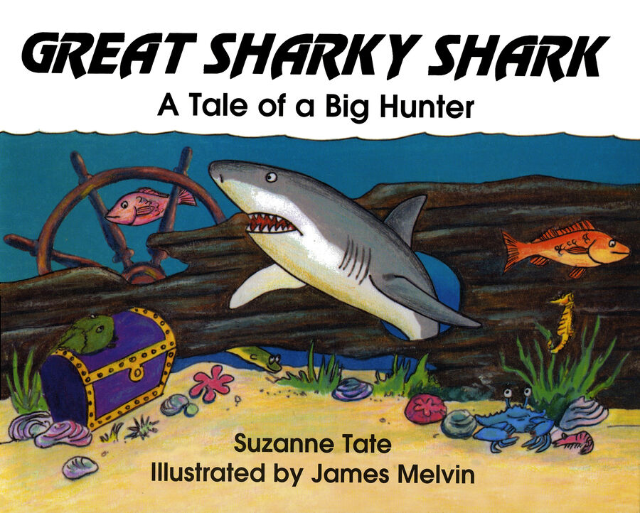 Suzanne Tate, Great Sharkey Shark 015