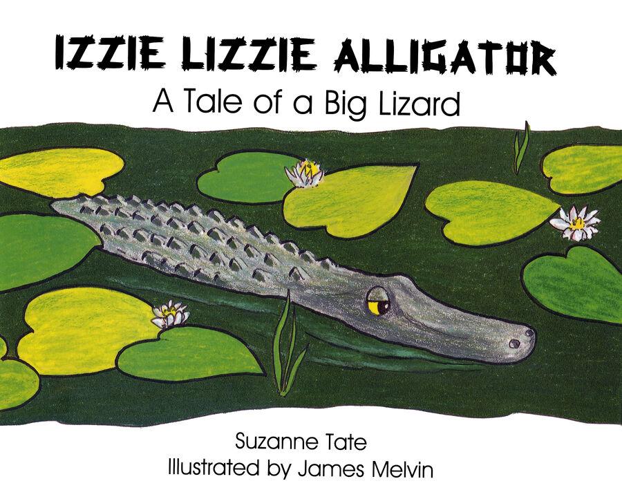 Suzanne Tate, Izzie Lizzie Alligator 016
