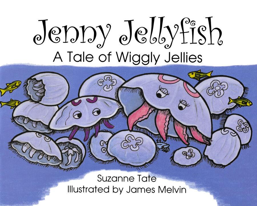 Suzanne Tate, Jenny Jellyfish 018