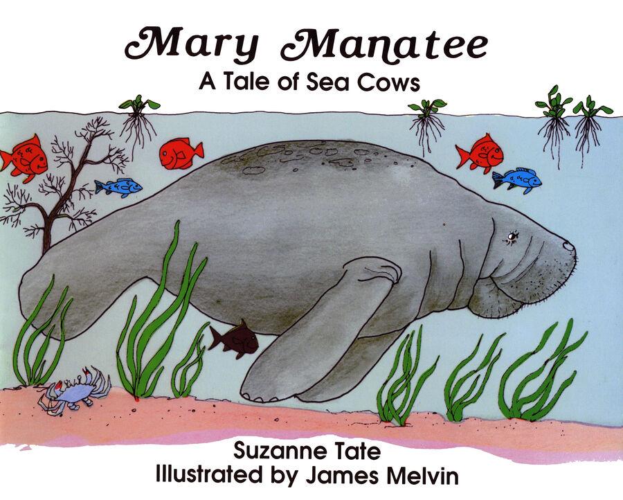 Suzanne Tate, Mary Manatee 005