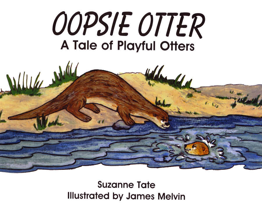 Suzanne Tate, Oopsie Otter 014