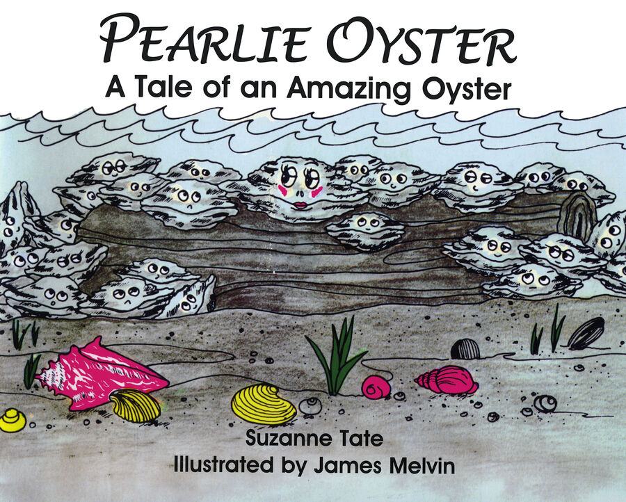 Suzanne Tate, Pearlie Oyster 004