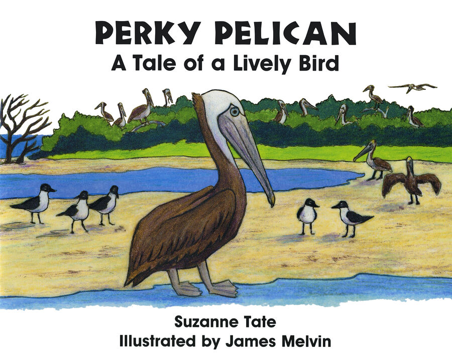 Suzanne Tate, Perky Pelican 013