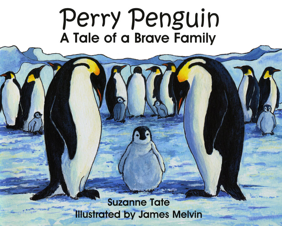 Suzanne Tate, Perry Penguin 025