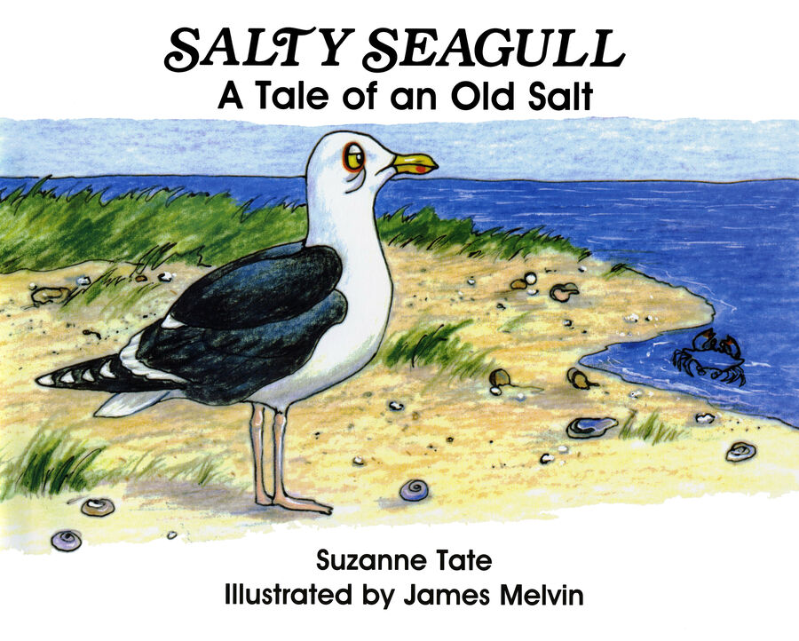 Suzanne Tate, Salty Seagull 009