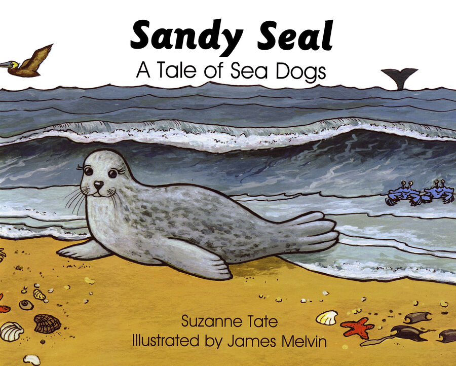 Suzanne Tate, Sandy Seal 022