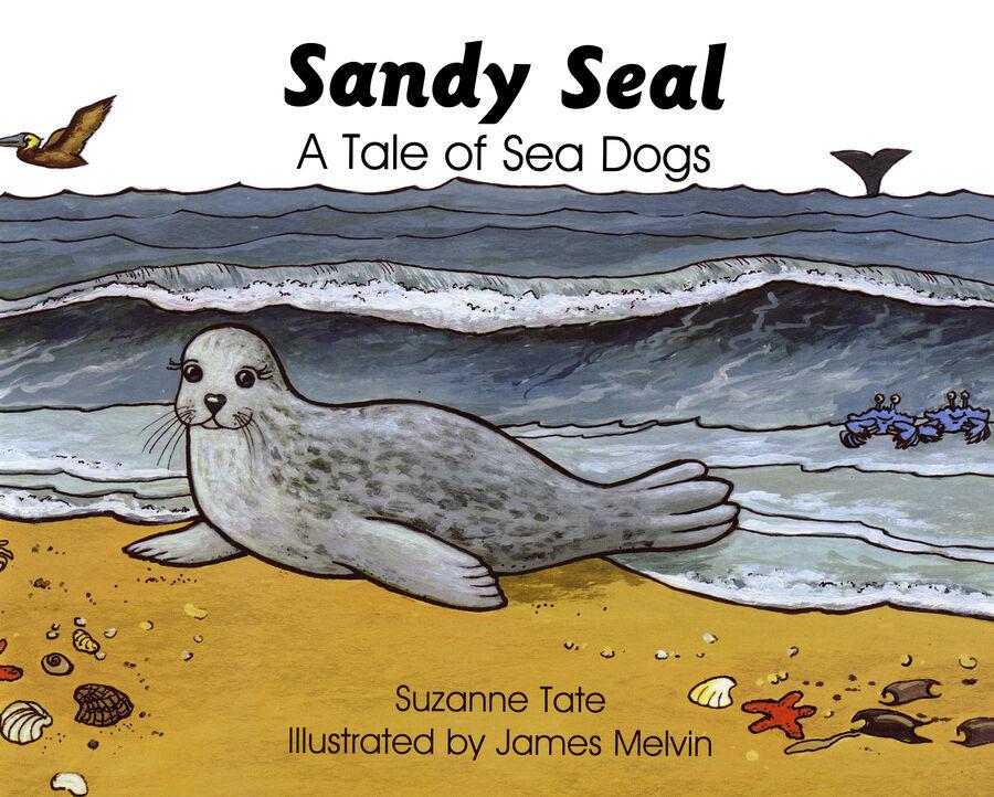 Suzanne Tate, Sandy Seal 022