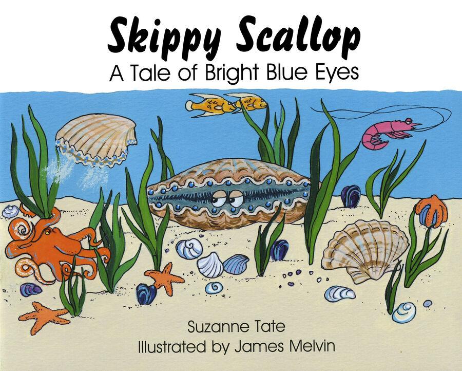 Suzanne Tate, Skippy Scallop 021