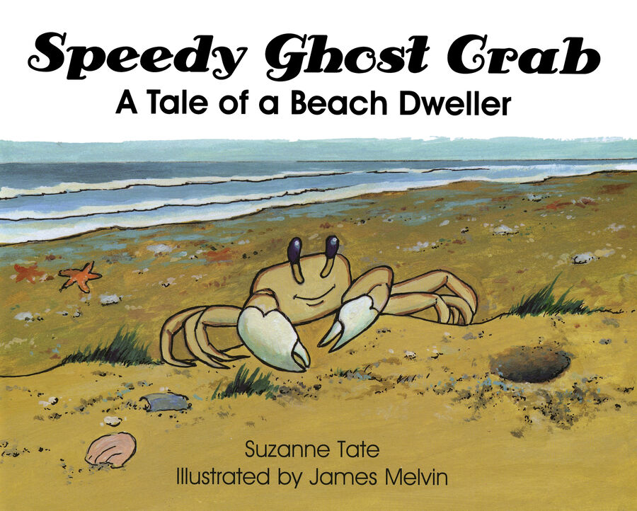 Suzanne Tate, Speedy Ghost Crab 032