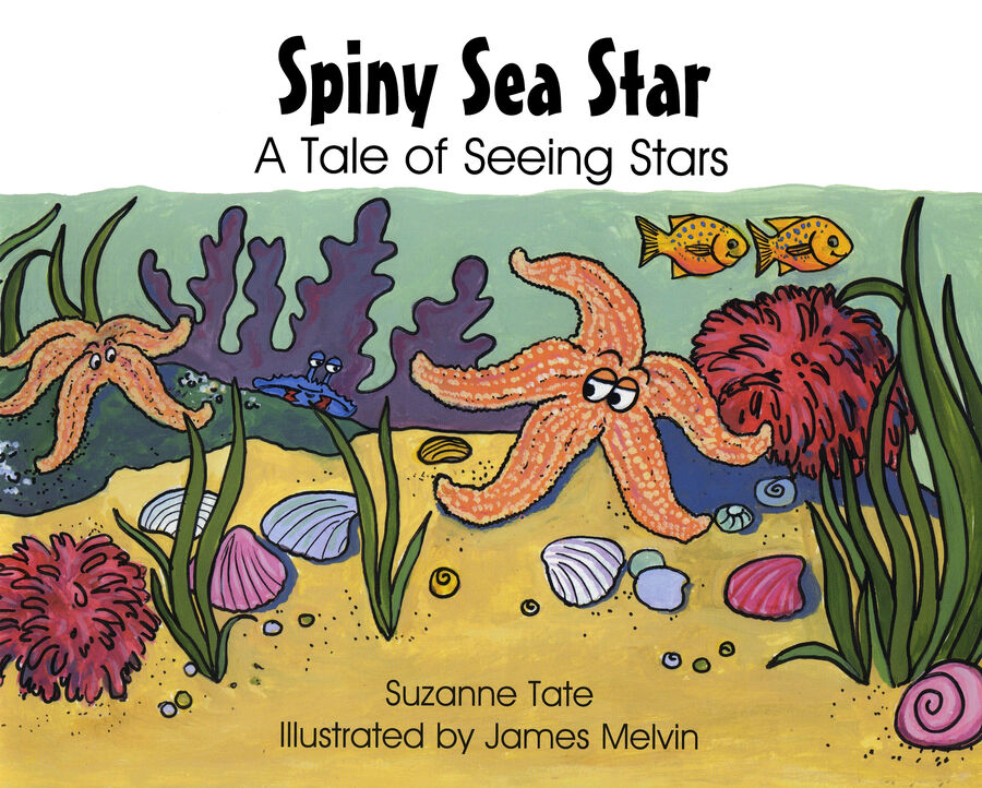 Suzanne Tate, Spiny Sea Star 019