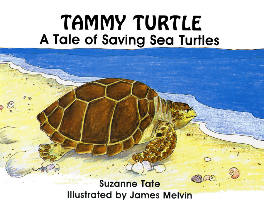 Suzanne Tate, Tammy Turtle 008