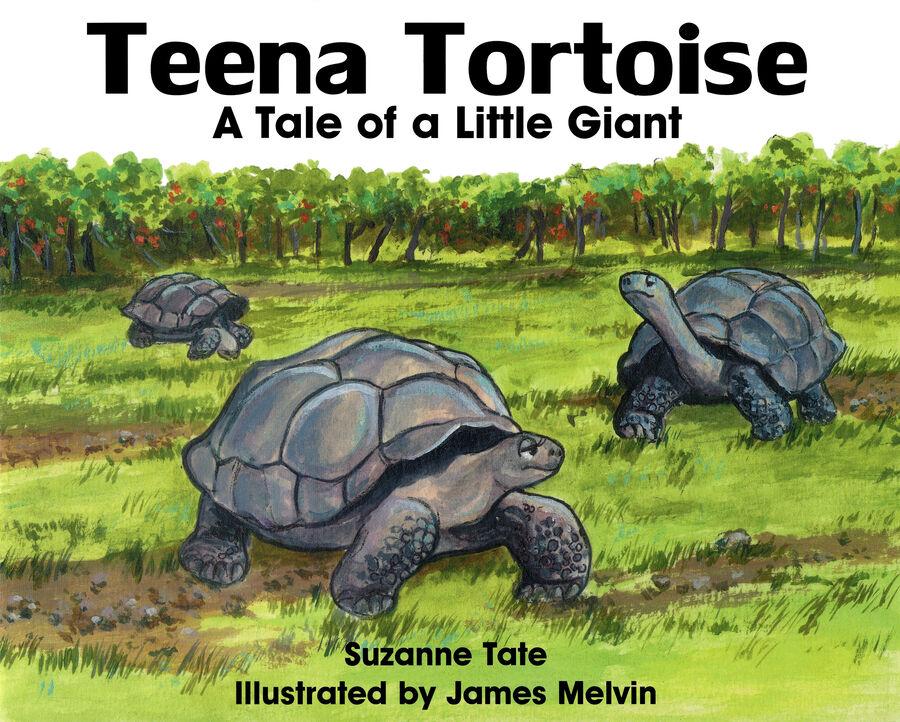 Suzanne Tate, Teena Tortoise 029