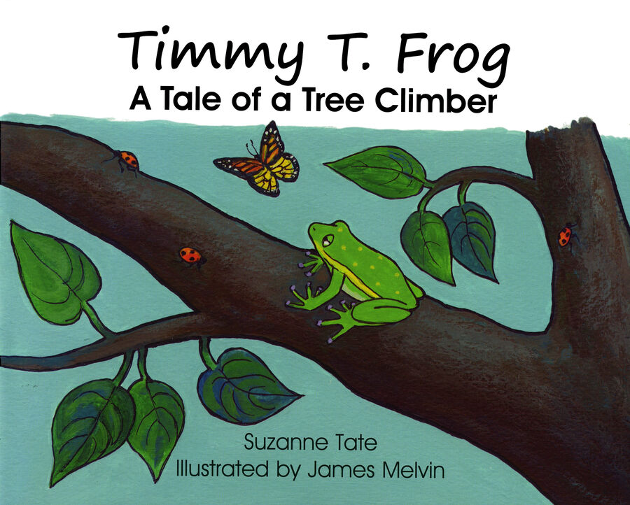 Suzanne Tate, Timmy T Frog 033
