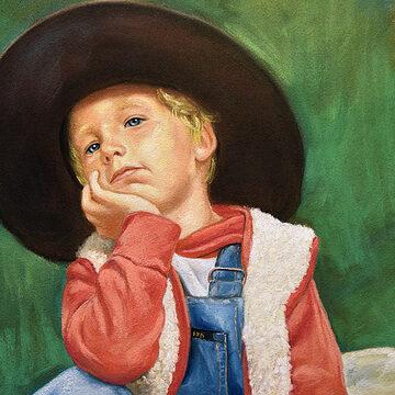 Portraits Boy Rifle